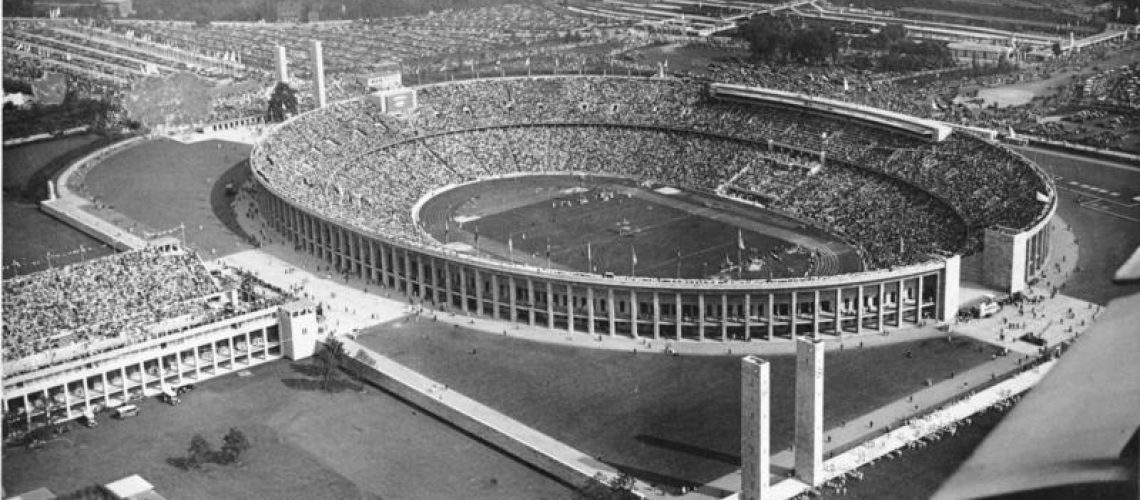 Nazi Games - the 1936 Summer Olympics