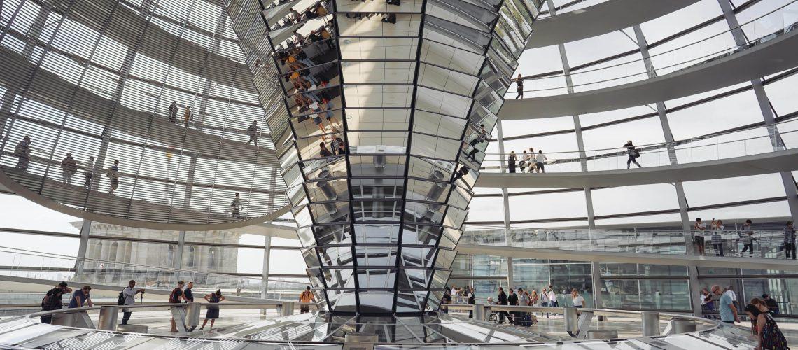 Inside Berlin's Reichstag - Norman Foster