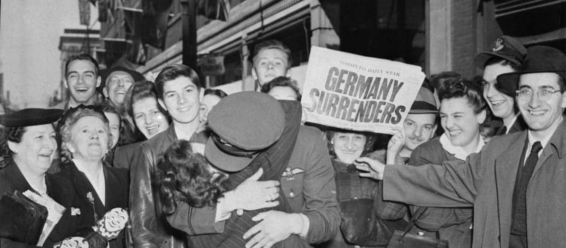 VE Day 1945-2019 - 74 Years Later