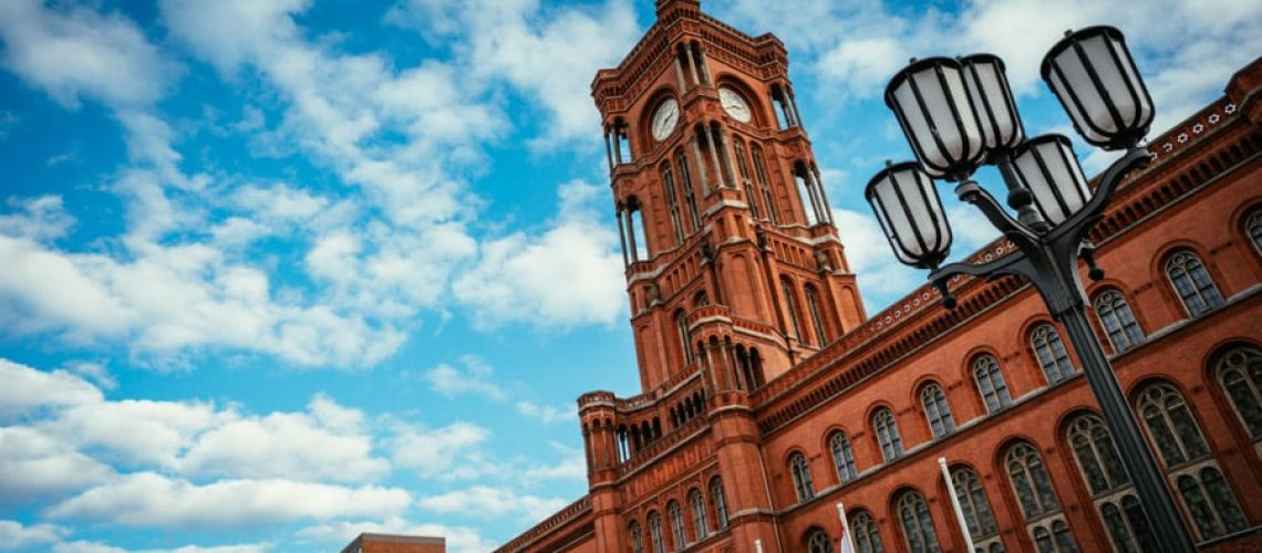 Things to do in Berlin - Rotes Rathaus